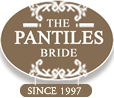 The Pantiles Bride Sticky Logo